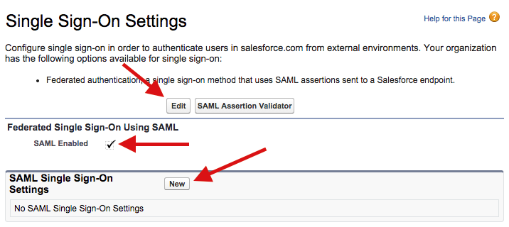 Setting Up A  NET Web App As An Identify Provider For Salesforce